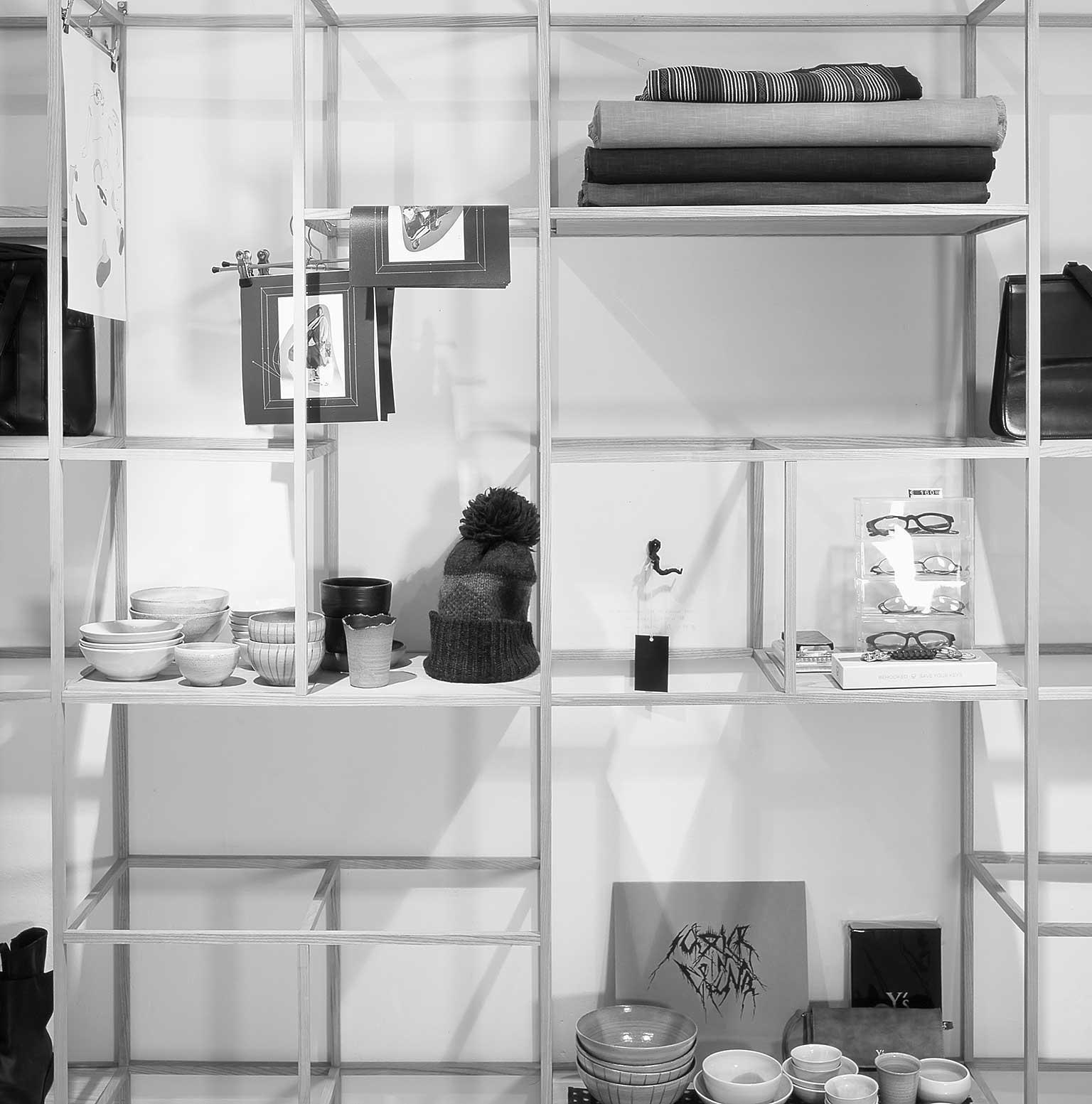 Bluesleeve concept store