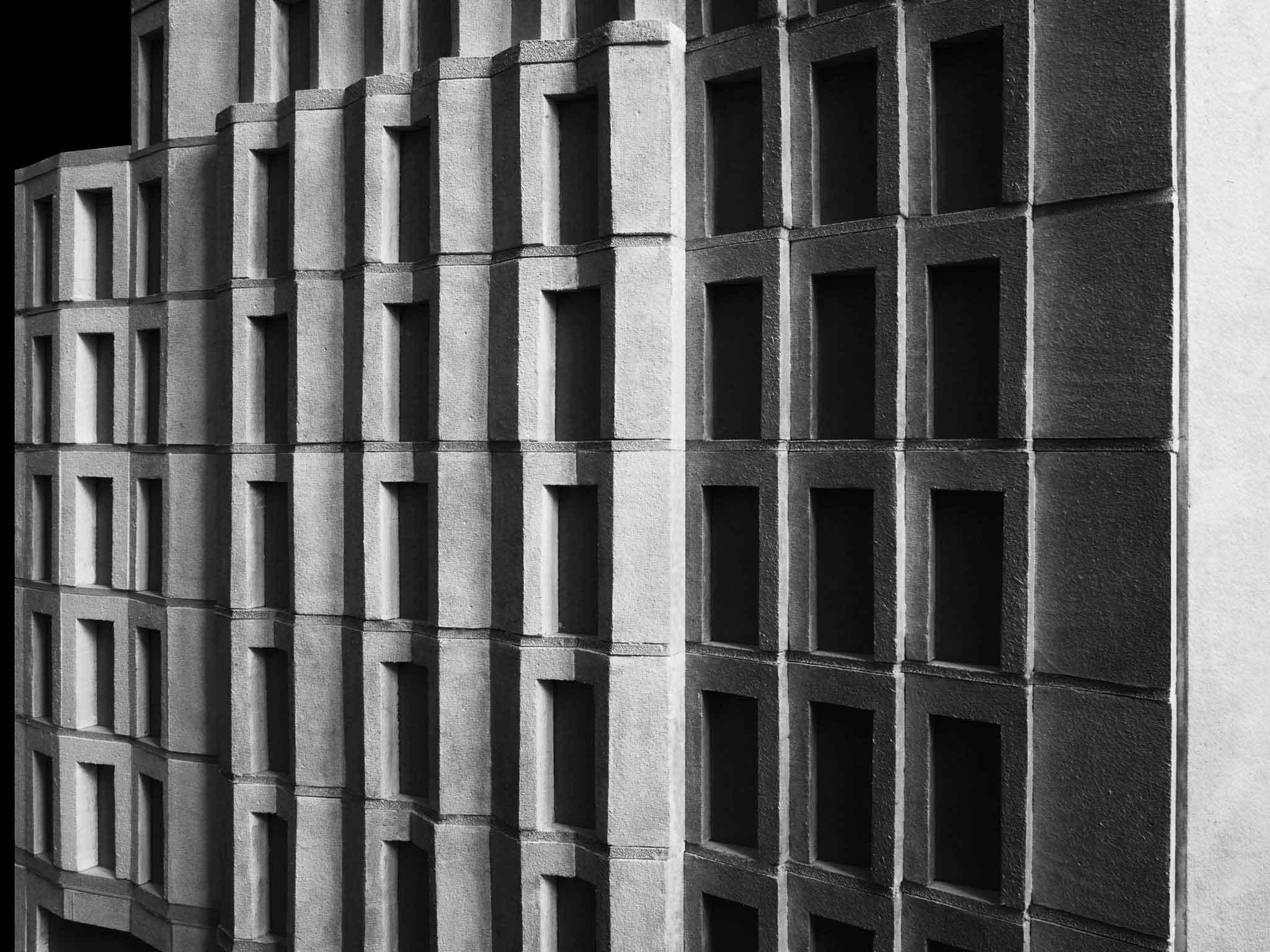 Hotel Facade Reeperbahn