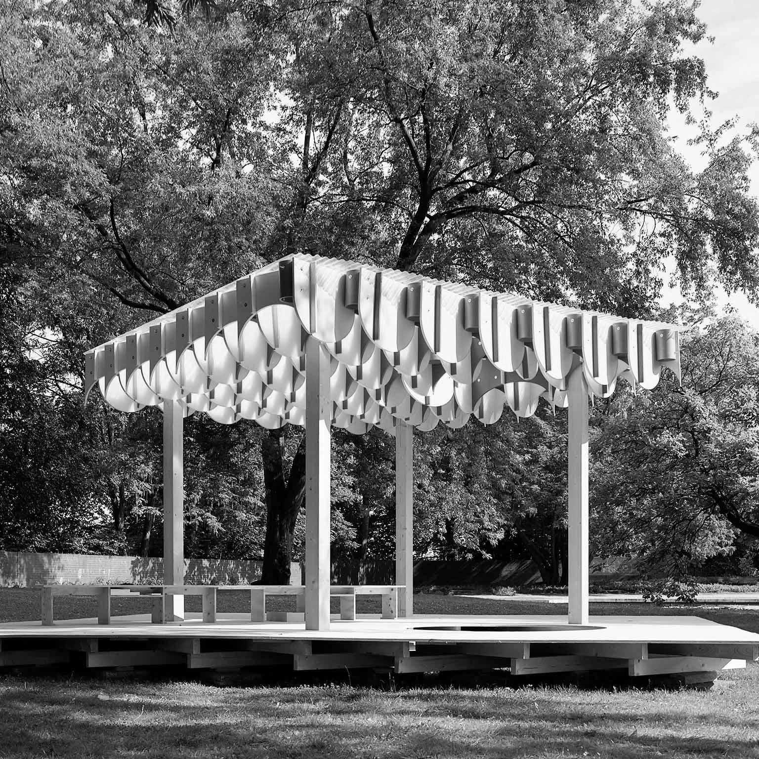 Pavilion Planten un Blomen
